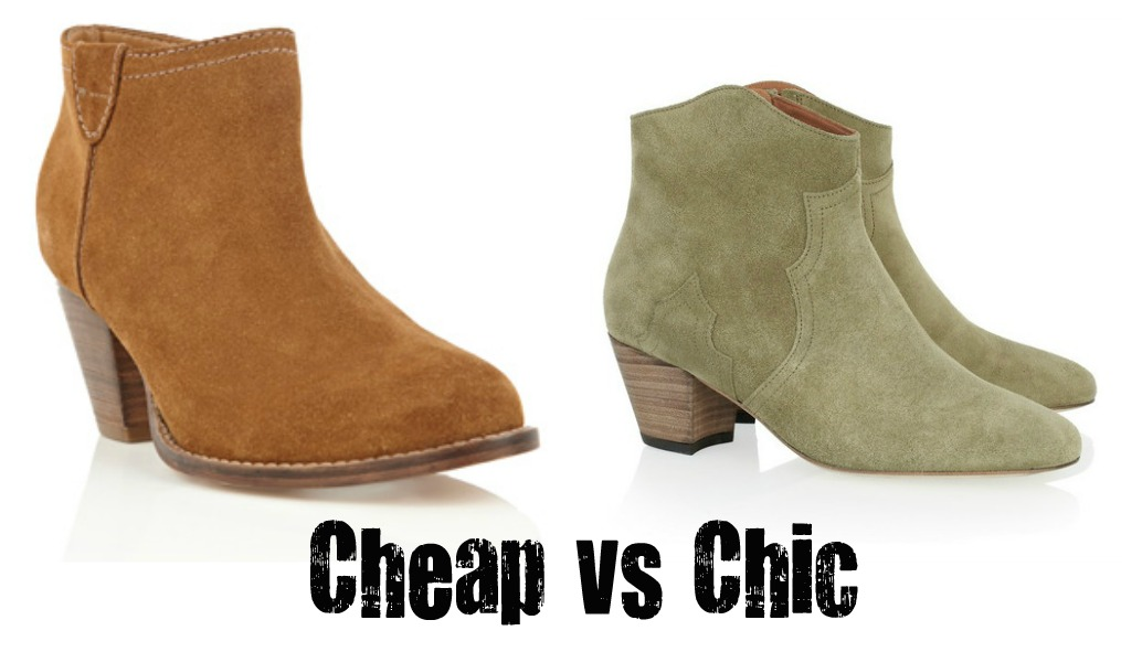 Inexpensive Ankle Boots