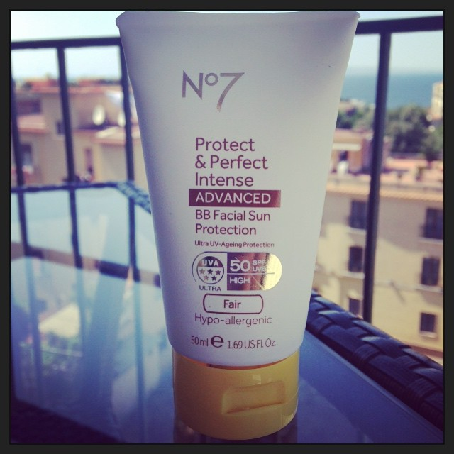 No7 Protect & Perfect Intense ADVANCED BB Facial Sun Protection