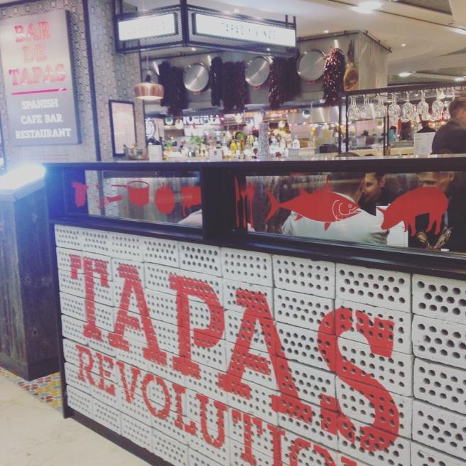 Tapas revolution Birmingham