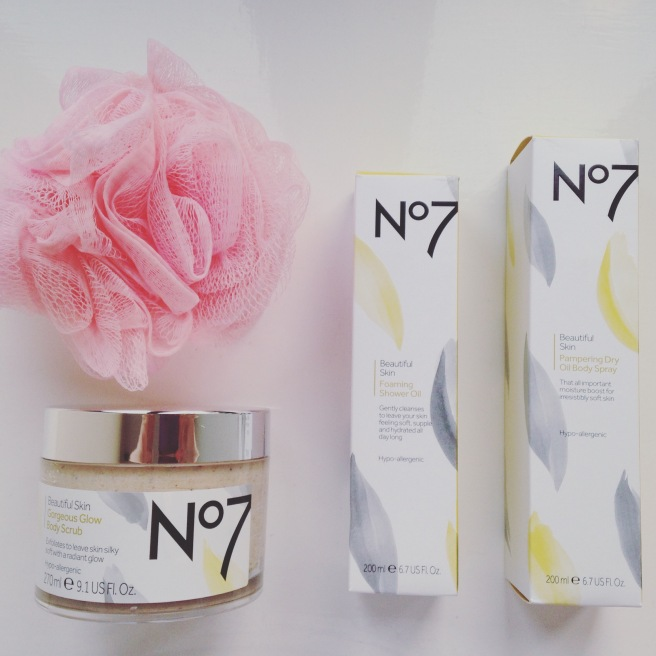 boots no7 beautiful skin indulgent bathing range